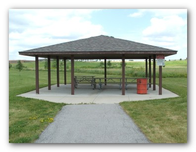 Another Shelter at Prairie Lakes