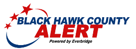 Black Hawk County Alert logo