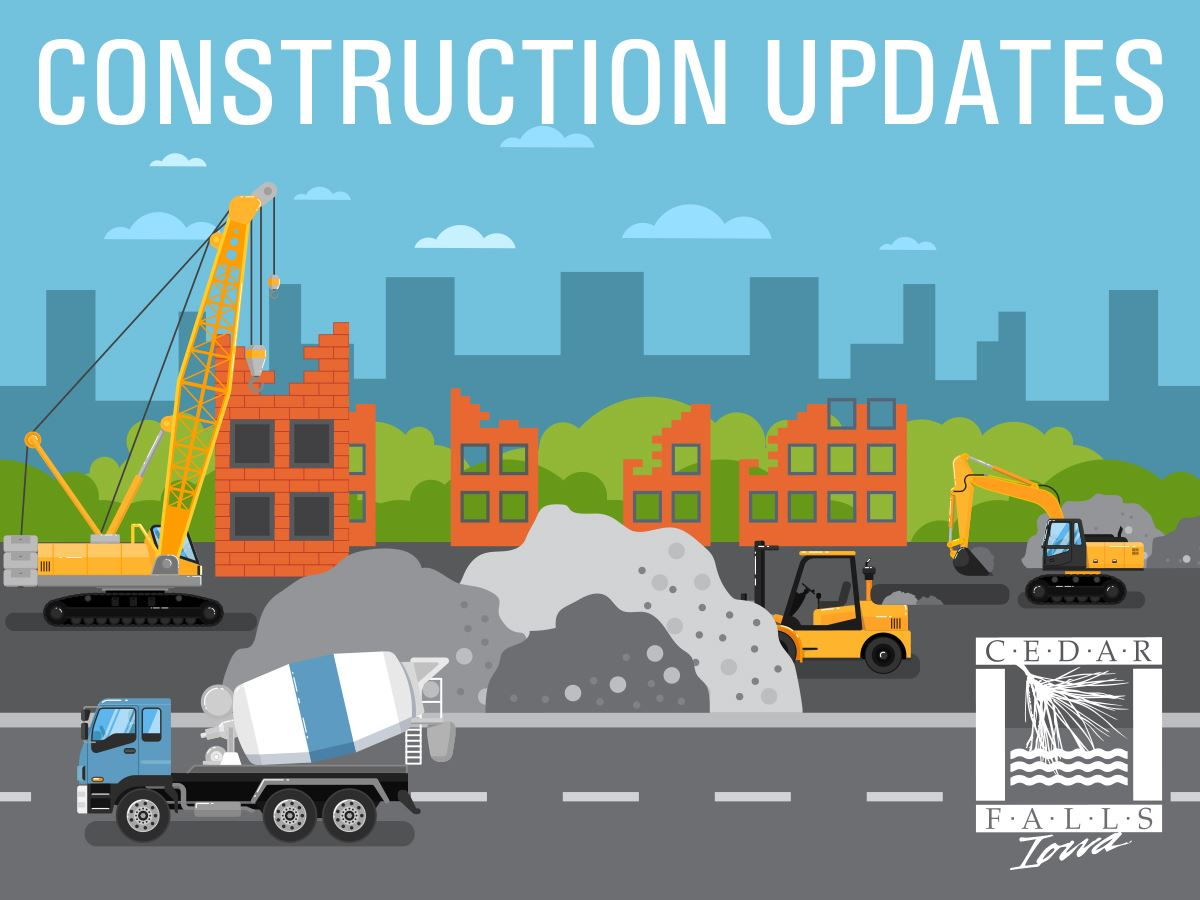construction updates graphic