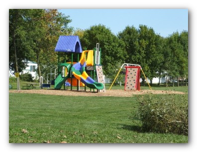 Play Equipment at Valley High