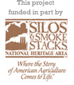 Silos and Smokestacks logo