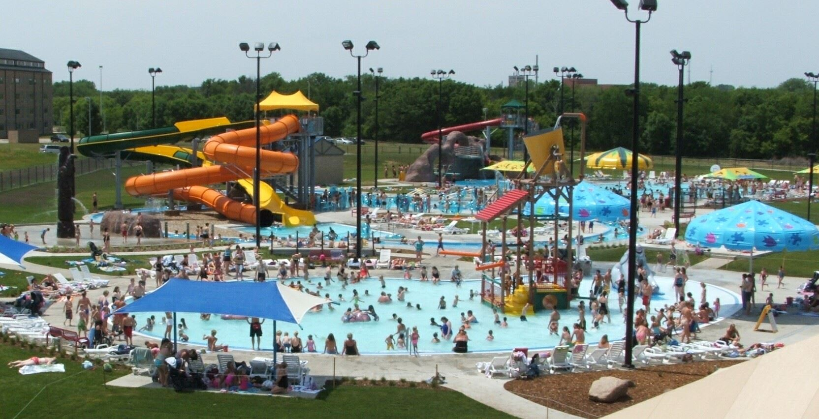 The Falls Aquatic Center